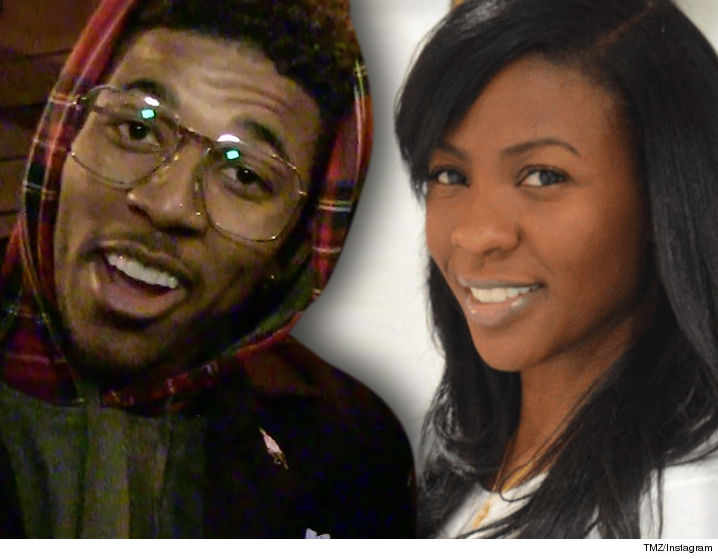 Image result for Nick Young & Keonna Green
