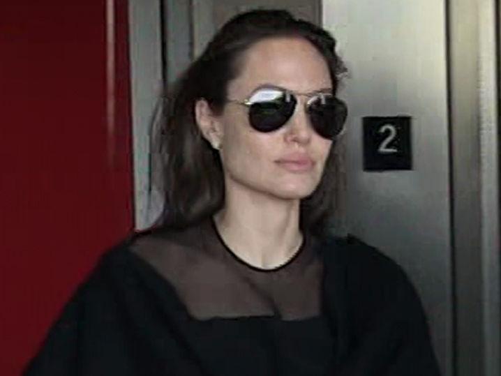 Angelina Jolie Will Seal Custody Case But Claims Brads