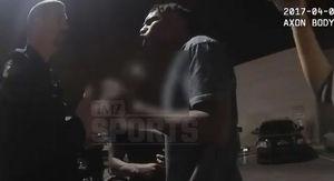 NFL's Marquis Bundy Arrest Video ... Wild, Dumb,…
