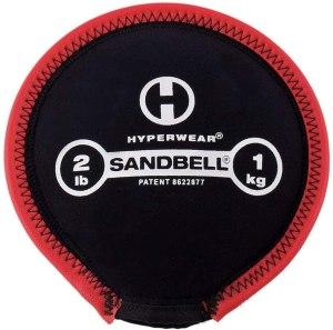 small disc sandbag