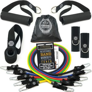 Resistance Bands Set and Weights