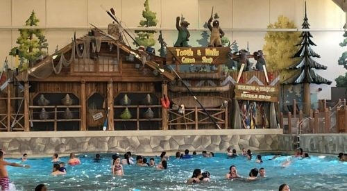 Great wolf lodge grapevine texas family resort