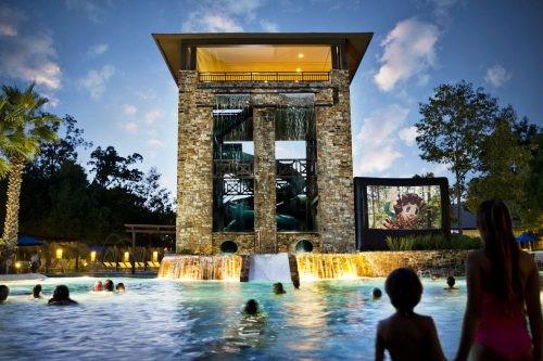 Woodland Resort Texas