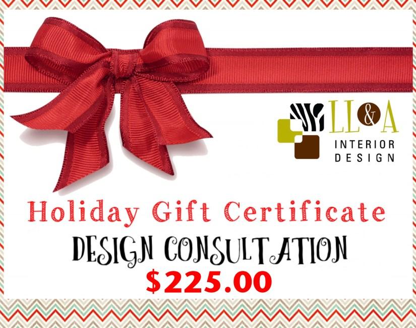 LL_A Holiday Design Consultation