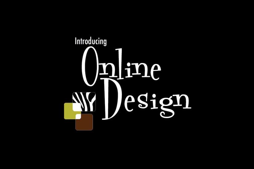 Online Design graphic