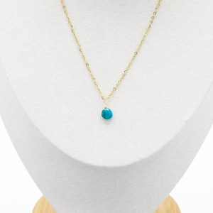 Collier Chrysocolle - 1