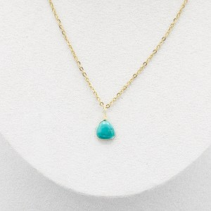 Collier Turquoise - 2