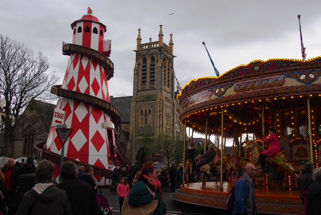 Holy Trinity during the Victorian Extravaganza