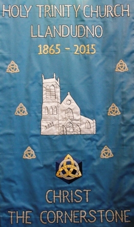 Banner for 150th anniversary