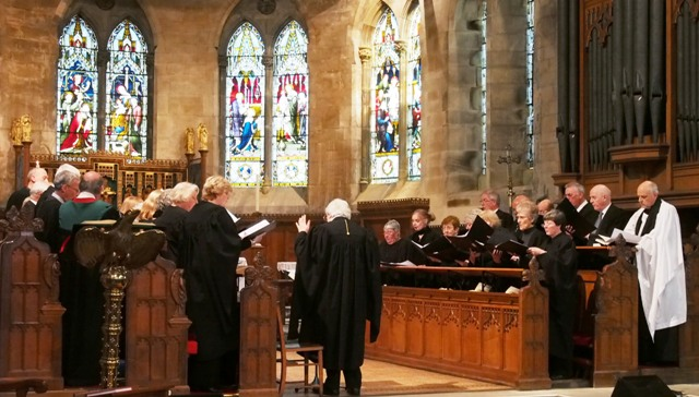 Choral Evensong with Laudes Choir