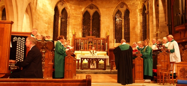 Requiem Eucharist for All Souls.