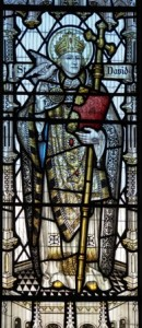 St David window