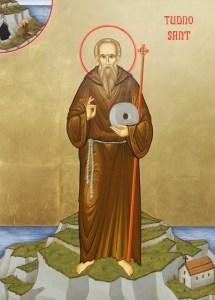 St Tudno icon