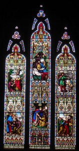 Vestry window
