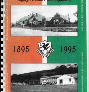 Centenary Commemorative Booklet 1895 – 1995.