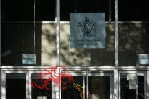 Butler handed suspended sentence for threatening behaviour
