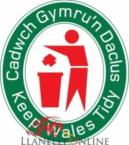 September clean up in Llanelli