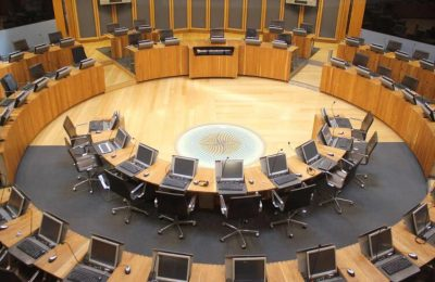 """Care Homes """"badly let down"""" says Senedd Report"""