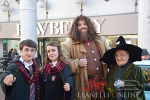 Potter and Co Cast a Spell on Llanelli