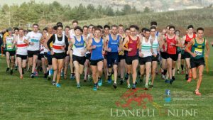 H Collins Cross Country Event Highlights from Pembrey Country Park