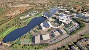 Dole and James Clash over plans for Llanelli's £200m Wellness and Life Science Village