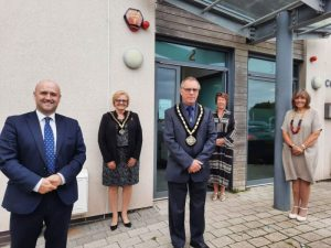 CYCA officially opens at new premises