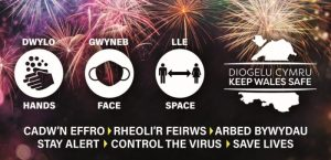 Halloween and Bonfire night advice from Mid and West Wales Fire and Rescue Service