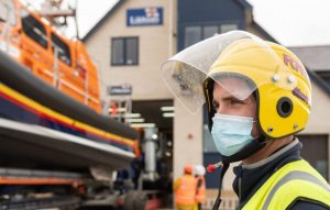 RNLI in Wales calls on public to be extra cautious over half term break