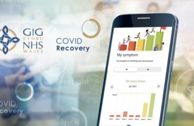 Recovery app launched in Wales to help support people with long covid