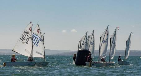 Optimist Late Summer Championships 2016
