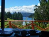 Tea & Cake facing the Lake