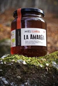 miel cruda ecologica llaria amarga brezo rioja