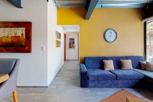 Departamento CDMX Boston-109-Living-Room-(1)
