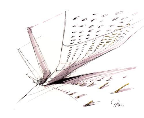 山中俊治の「デザインの骨格」 » 2009 » October