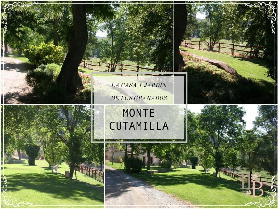 Finca Monte Cutamilla - Casa y Jardín de los Granados