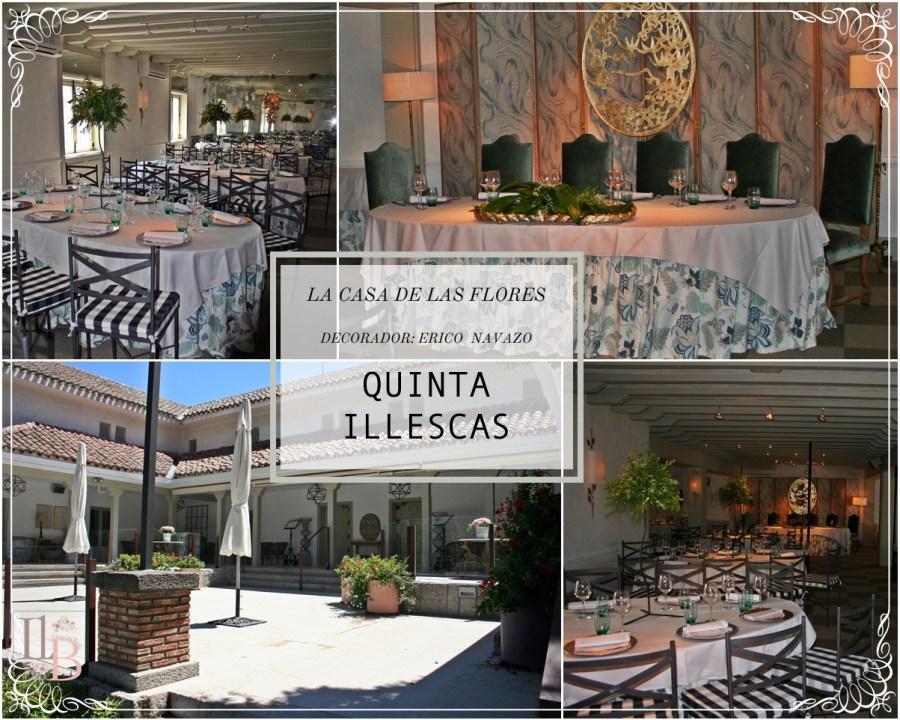 La Quinta de Illescas 8 - La Casa de las flores