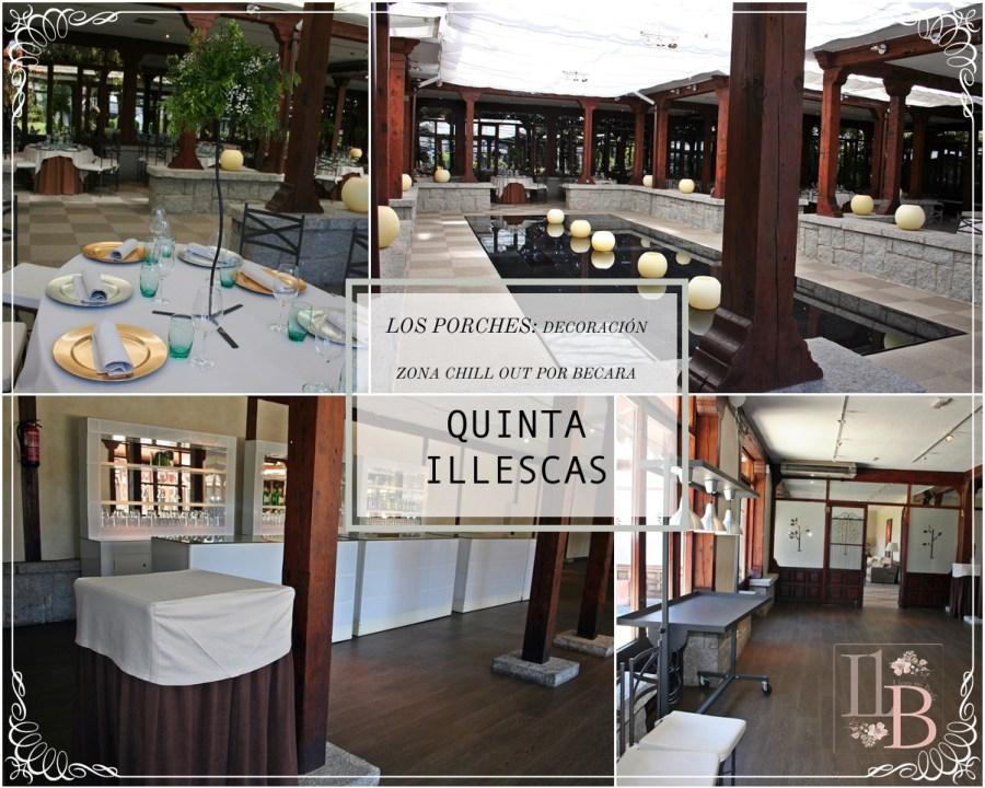 La Quinta de Illescas 5 - Salón Los Porches. Post en Llega mi Boda