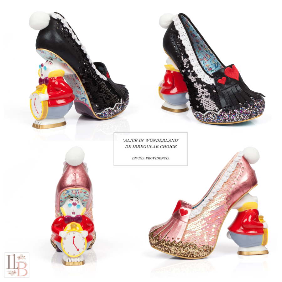 Divina Providencia . Irregular Choice