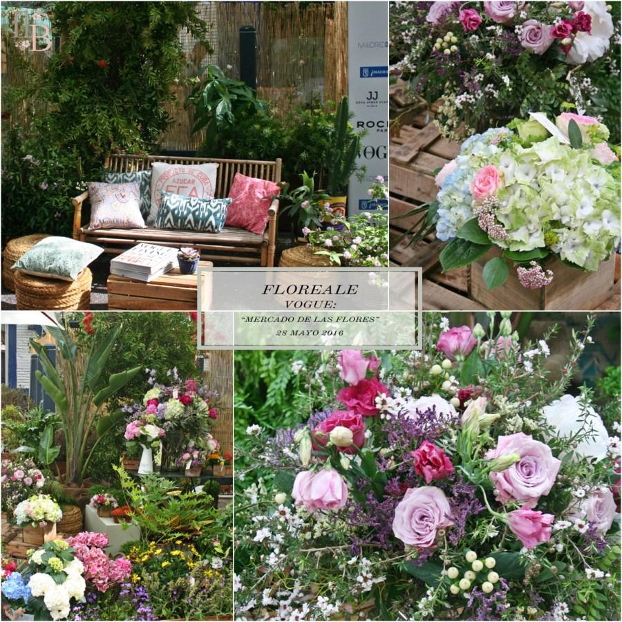 Mercado de las Flores de Vogue: Floreale