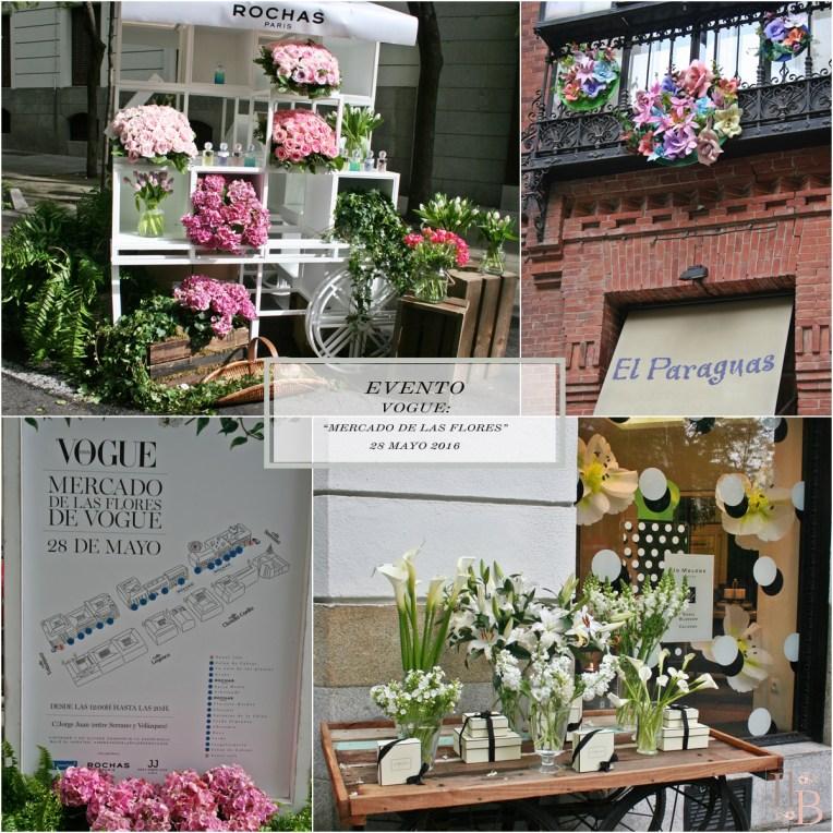 Vogue: Mercado de las Flores