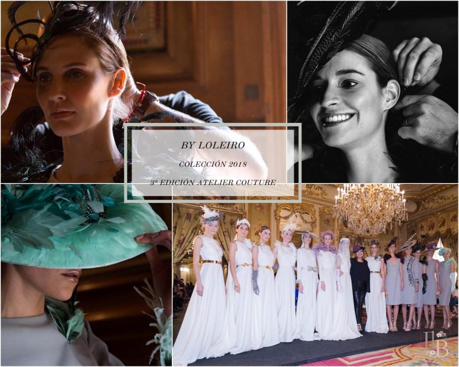 Desfile Atelier Couture 2017- By Loleiro. Post en Llega mi Boda