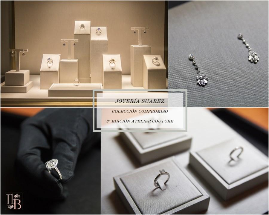Desfile Atelier Couture 2017: Exposición de Joyería Suarez - Colección compromiso.. Post en Llega mi Boda.