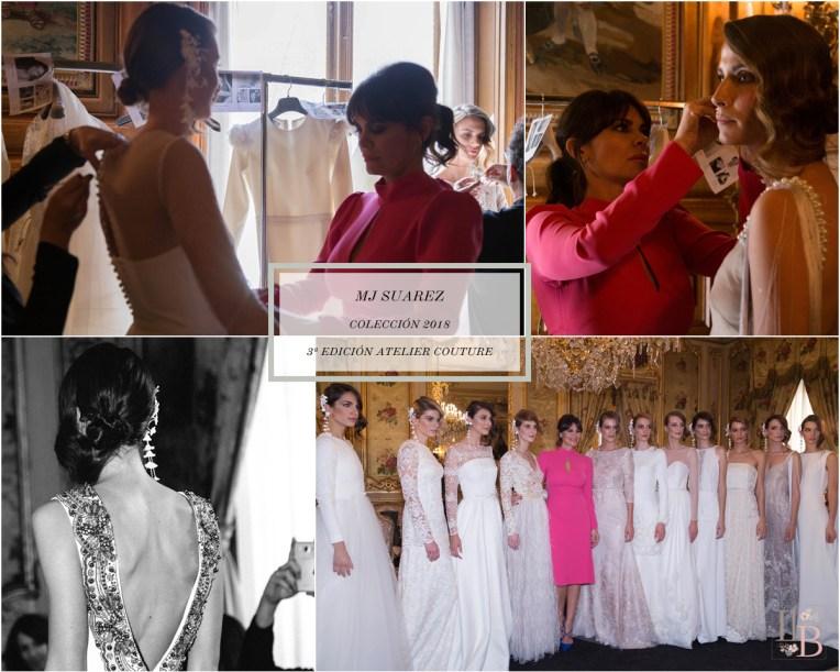 Desfile Atelier Couture 2017- Maria José Suarez. Post en Llega mi Boda