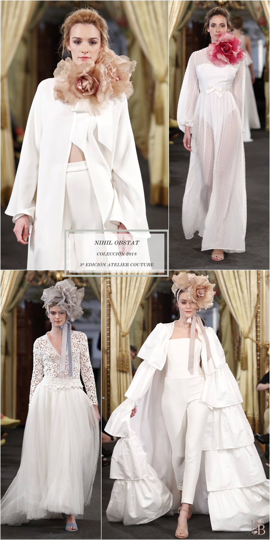 Desfile Atelier Couture 2017- Nihil Obstat