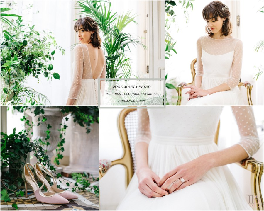 Elipsis: Colección novias de Jose Mª Peiró. Post en Llega mi boda