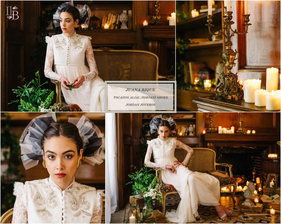 Elipsis: Colección novias de Juana Rique. Post en Llega mi boda