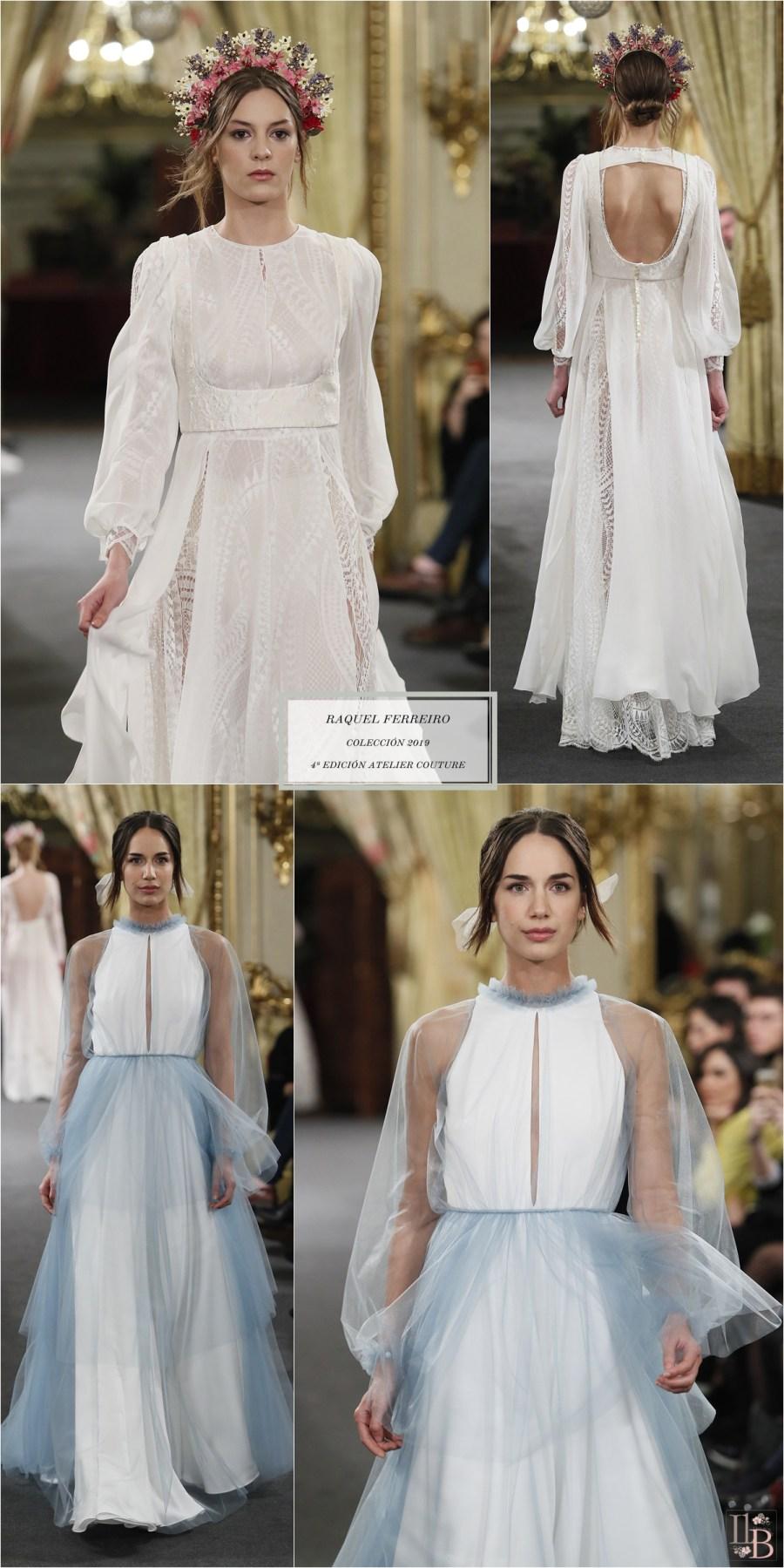 """Desfile Atelier Couture 2018- Raquel Ferreiro: Colección """"Provenance"""""""