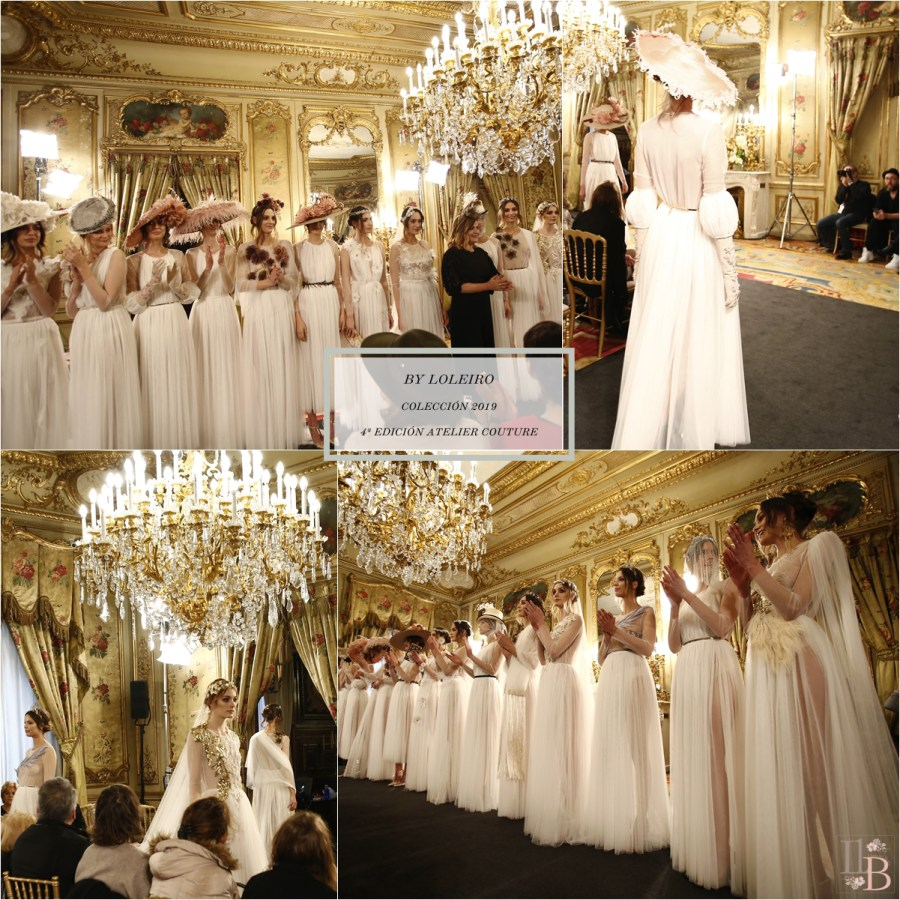 """Desfile Atelier Couture 2018- by Loleiro: Colección """"Jardin du Temps"""""""