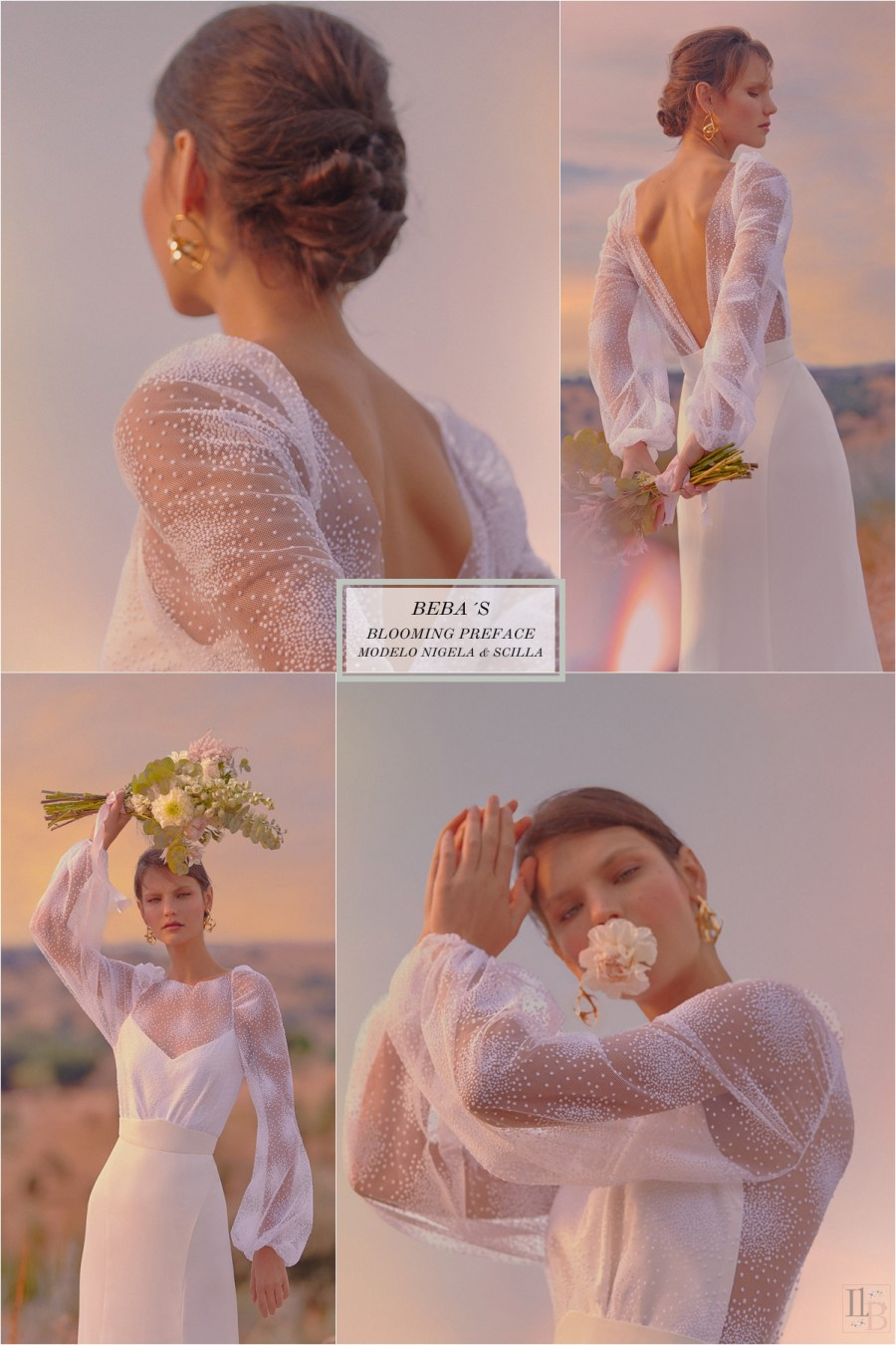 Blooming Preface - Beba´s . Modelo Nigela&Scilla