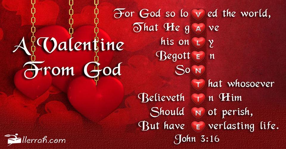 Valentine From God